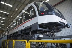 Beijing first Low speed maglev traffic line to open next year