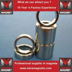 Ndfeb magnet ring