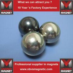 Neodymium balls
