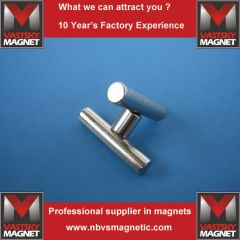 diametrically magnetized ndfeb magnet cylinder