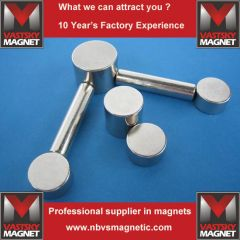 cylinder ndfeb magnets