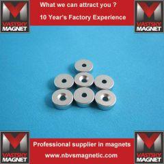 neodymium countersink magnets