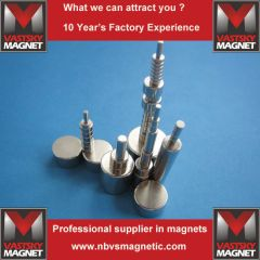Magnets cylindrical ndfeb