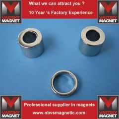 ndfeb round magnets with holes
