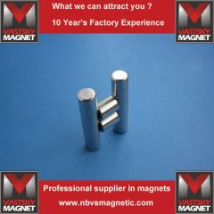 ndfeb rare earth cylinder magnet